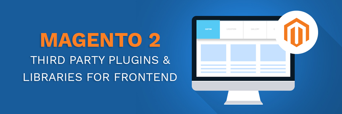 How to integrate Magento 2 Third Party plugins & Libraries for Front